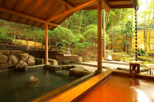 神戶有馬溫泉高級湯宿竹取亭円山