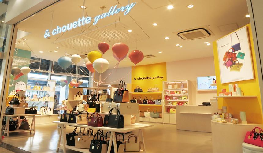 姬路必去JR站旁集時尚、伴手禮與美食的「piole HIMEJI大型綜合購物廣場」的「& chouette gallery」
