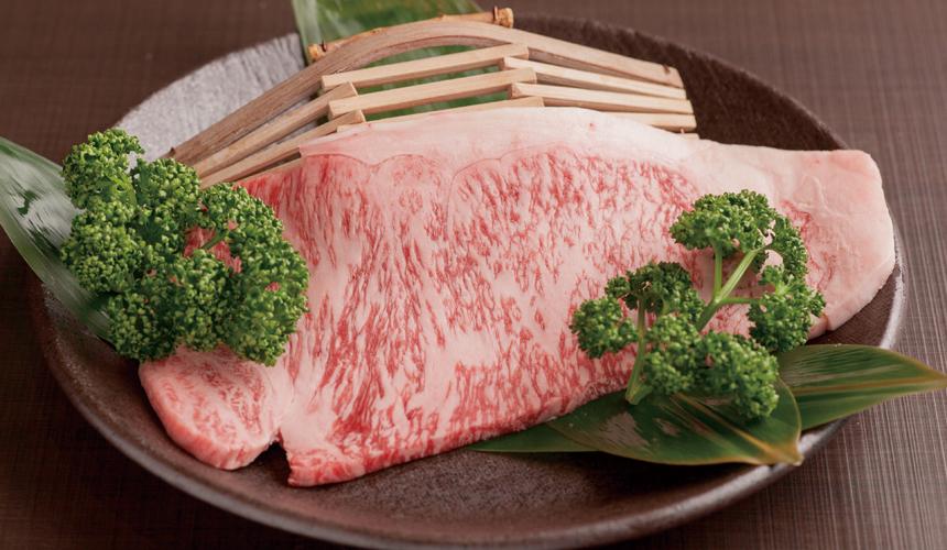 神户三宫名店「彩 SAI-DINING」的神户牛排特选A5等级