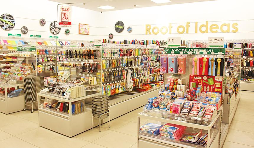 姬路必去JR站旁集时尚、伴手礼与美食的「piole HIMEJI大型综合购物广场」的「TOKYU HANDS」